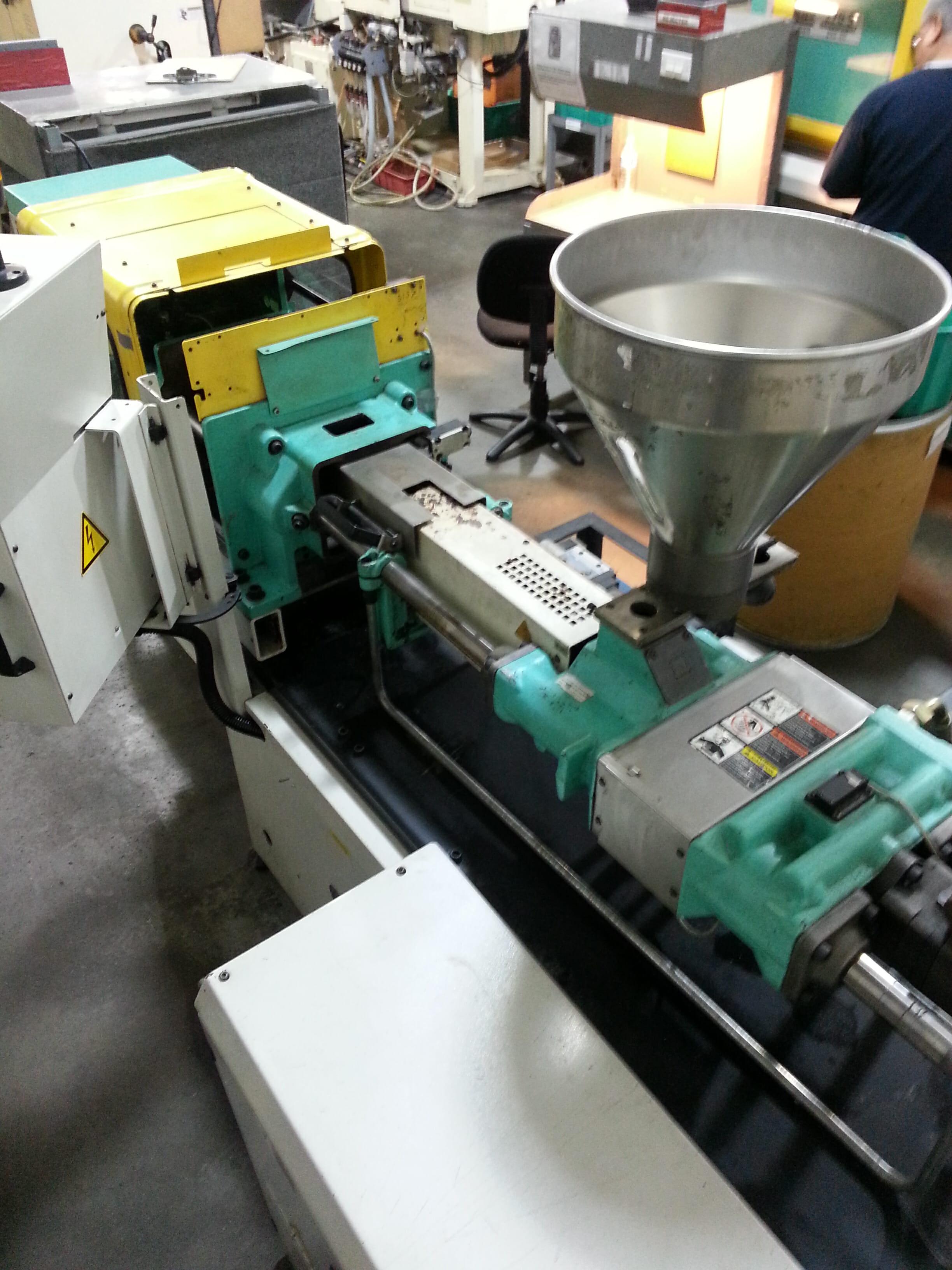 28 Ton Arburg Plastiwin Capital Equipment