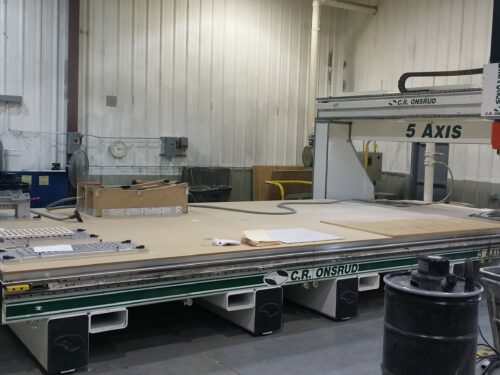 onsurd 5 axis cnc router