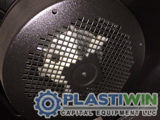 Used 40 HP Conair CGW-1424 Grinder 9 Used 40 HP Conair CGW-1424 Grinder
