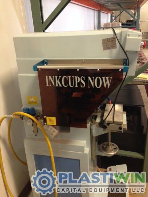 INKCUPS NOW Pad Printer - PlastiWin Capital Equipment