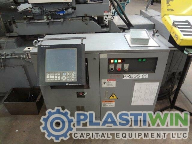 Used 150 Ton Nissei TD150C18ASE Vertical Injection Molding Machine 1 Used 150 Ton Nissei TD150C18ASE Vertical Injection Molding Machine