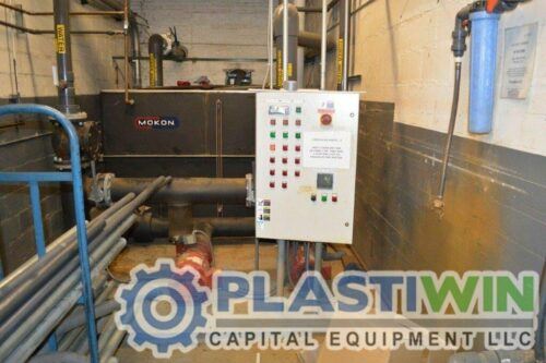 Used 1000 Gallon Mokon ST43100001 Pump Station