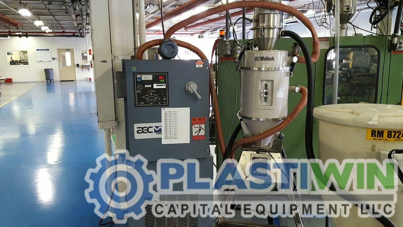 Used Plastic Dryers | 30 lb/hr - 50 lb/hr AEC Whitlock Dryer