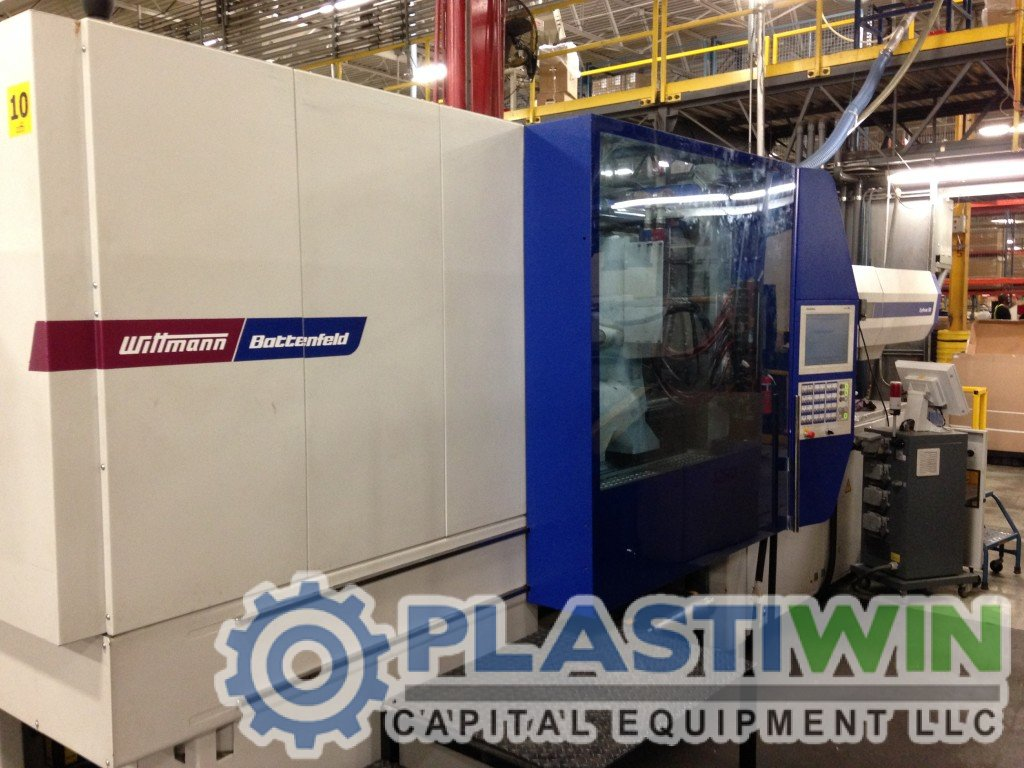 Used 337 Ton Battenfeld Ecopower 300 All Electric