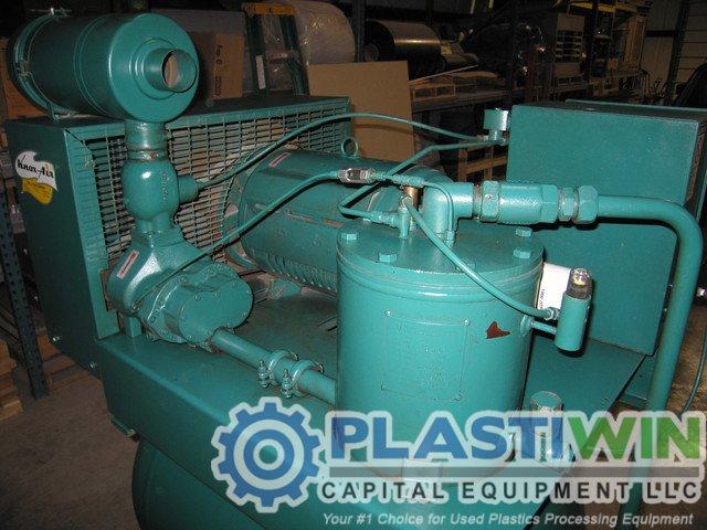 Used 30 HP Twistair Screw Compressor 1 Used 30 HP Twistair Screw Compressor