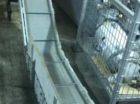 used dyna con conveyor