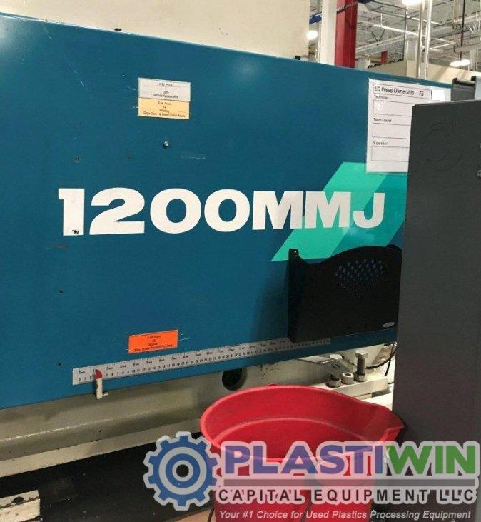 1200 ton Mitsubishi 1200MMJ-160