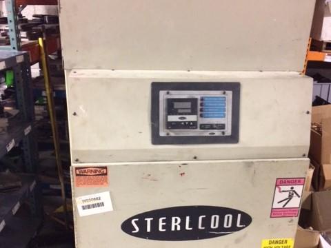 used sterlcool afp10 wq chiller