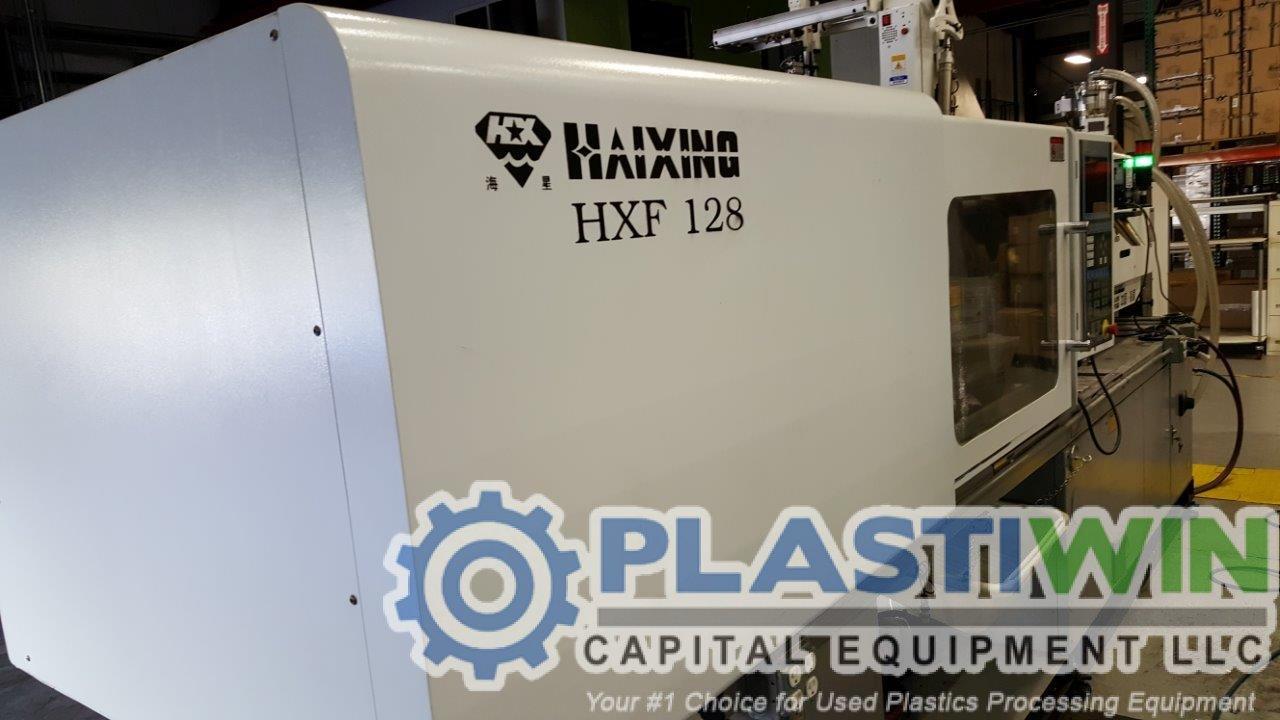 Haixing HXF 128 Injection Molding Machine