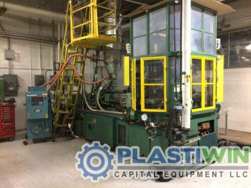 Nissei ASB-250 Biaxial Orientation Stretch Blow Molding Machine