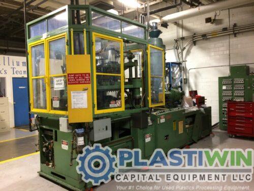 Nissei ASB 400 Stretch Blow Molding Machine