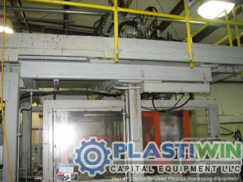 Uniloy 400R25 Blow Molding Machine