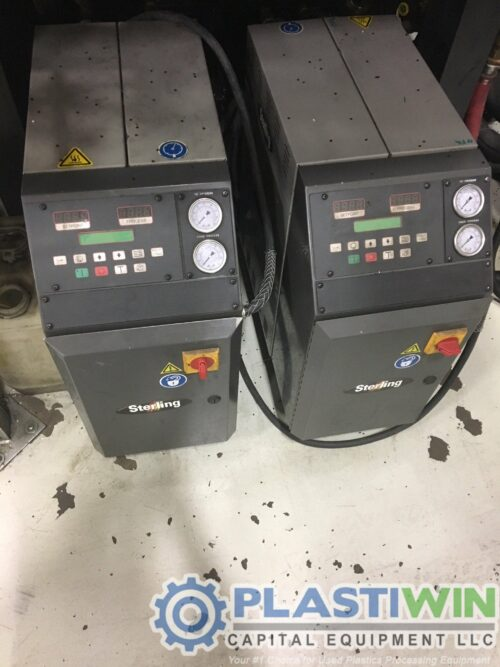 2 HP Sterling Temp Controller