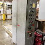 Used 1000L Mixaco Model CM 1000-D High Intensity Mixer
