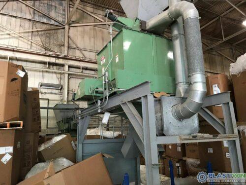 Used CPM Model PM 3022-6 Pellet Mill 1 Used CPM Model PM 3022-6 Pellet Mill