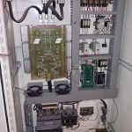 "Used 6"" NRM 300 HP 34:1 L/D Single Screw Extruder"