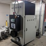 Used 1000 CFM Conair Model W1000 Carousel Complete Desiccant Drying System