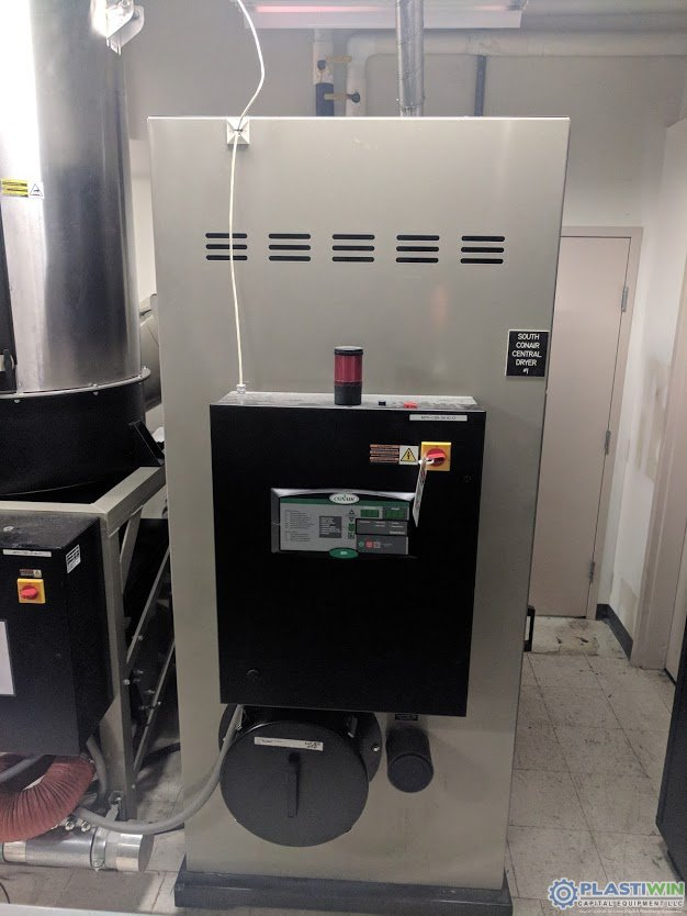 Used 800 CFM Conair Model W800 Carousel Complete Desiccant Drying System