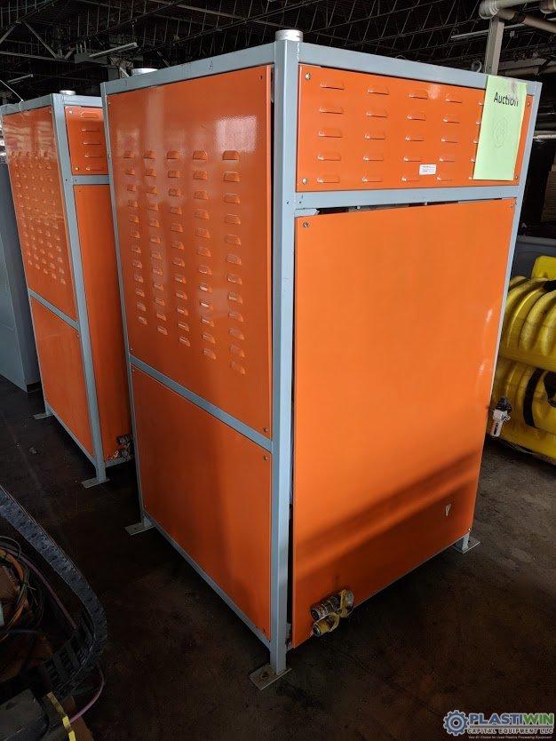 Used 400 CFM Motan Model MDD400 Desiccant Dryer