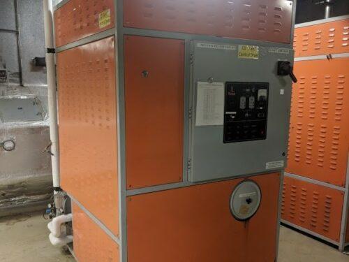 used 2400 cfm motan model mds1200