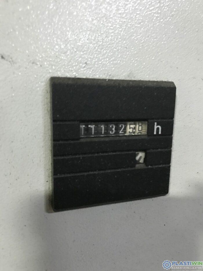 New Used 300 HP Weima Model WLK 25SJ Jumbo Single Shaft Shredder