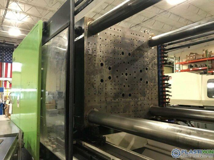Used 750 Ton Engel ES10000/750WP Injection Molding Machine 2 Used 750 Ton Engel