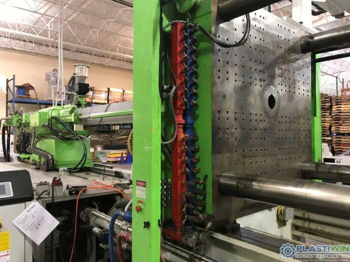 Used 750 Ton Engel ES10000/750WP Injection Molding Machine 11 Used 750 Ton Engel