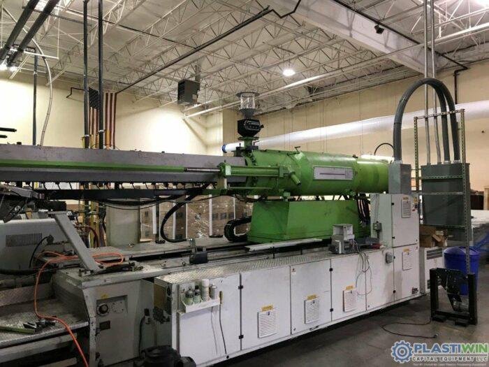 Used 750 Ton Engel ES10000/750WP Injection Molding Machine 5 Used 750 Ton Engel