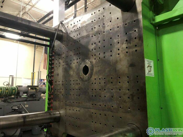 Used 750 Ton Engel ES10000/750WP Injection Molding Machine 8 Used 750 Ton Engel