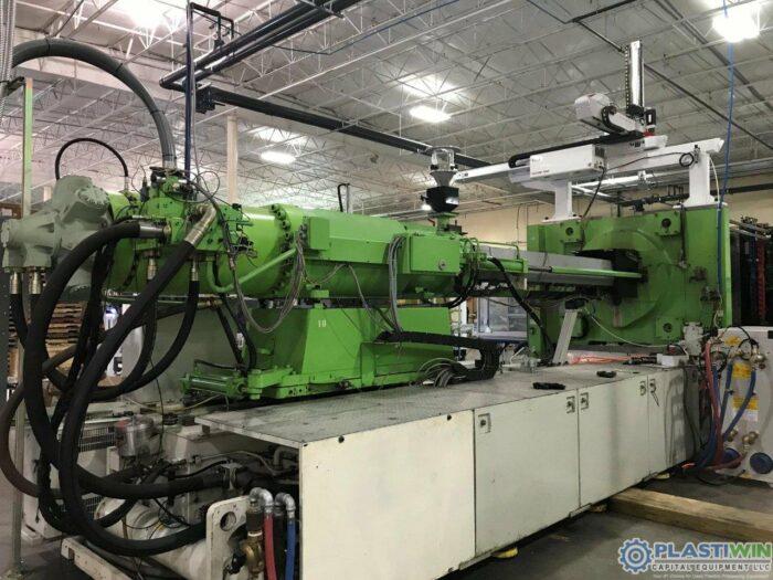 Used 750 Ton Engel ES10000/750WP Injection Molding Machine 9 Used 750 Ton Engel