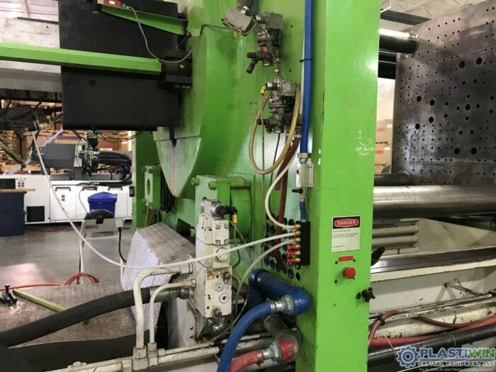 Used 750 Ton Engel ES10000/750WP Injection Molding Machine 10 Used 750 Ton Engel