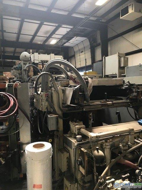 Used Lyle Model 250-FH Inline Thermoformer