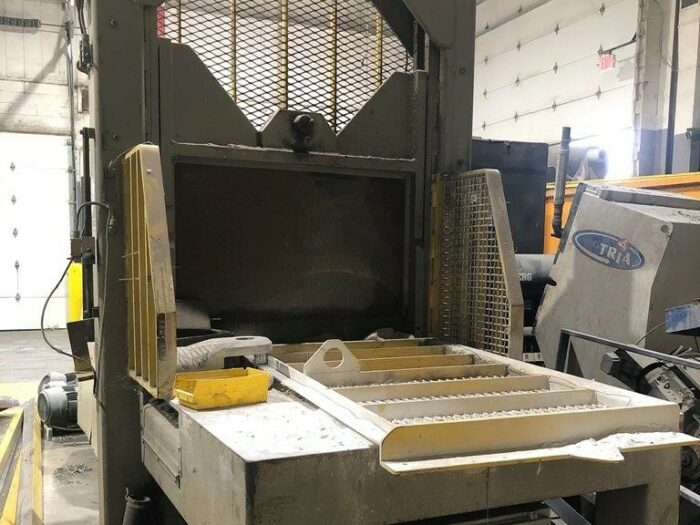 """Used 48"""" Wide MGB Engineering Guillotine"""