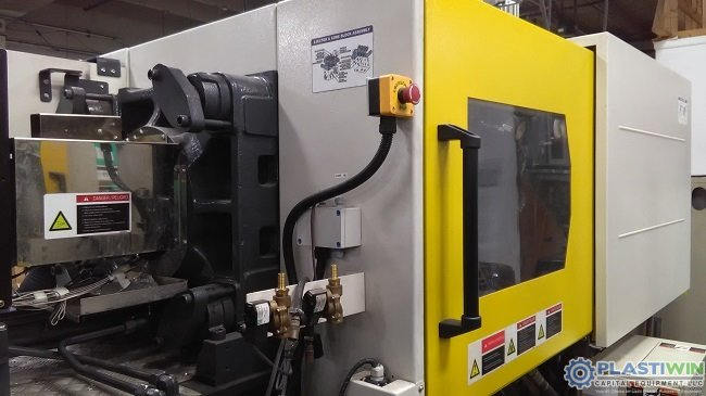 Used 110 Ton Toshiba TIA110SV50-5A Injection Molding Machine