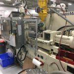 Used 65 Ton Krauss Maffei 65-390C2 Injection Molding Machine
