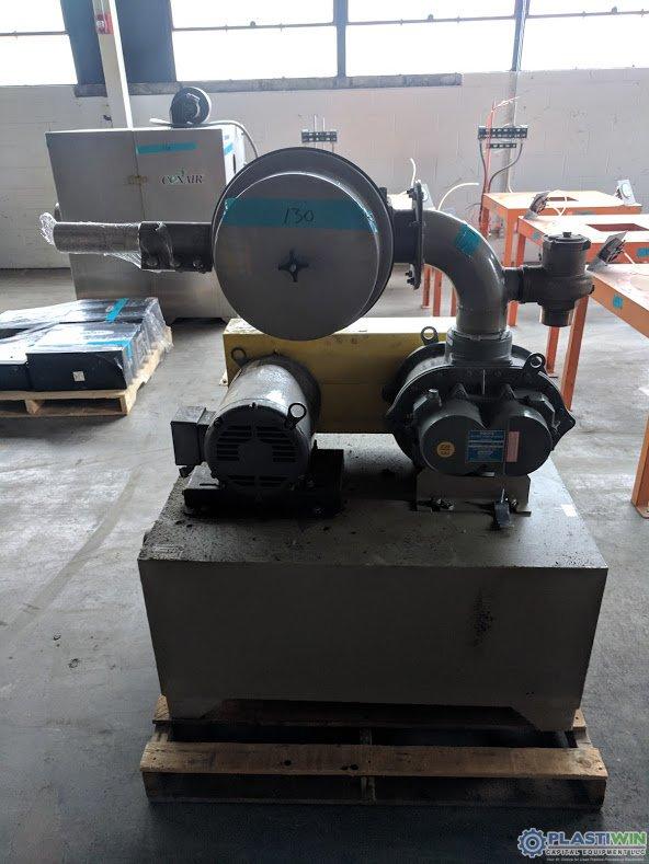 Used 10 HP Conair Model PD 10 Vacuum Pump