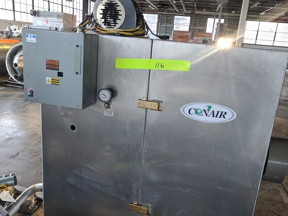 used 15 hp conair vacuum pump