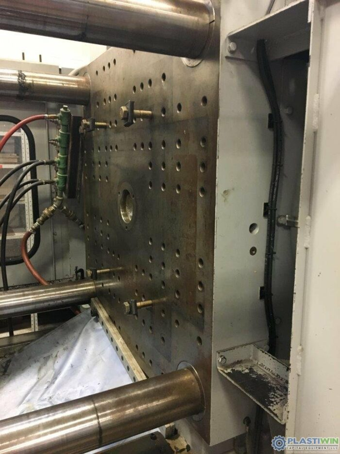 Used 275 Ton Van Dorn 275HP1220 Injection Molding Machine