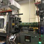 Used 500 Ton Nissei FE460 Injection Molding Machine
