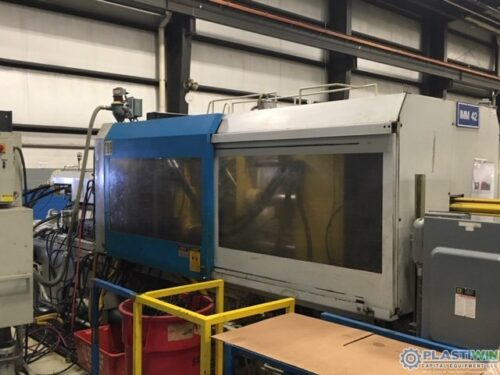 Used 300 Ton Van Dorn Model 300-RS-14FHT Injection Molding Machine (1)
