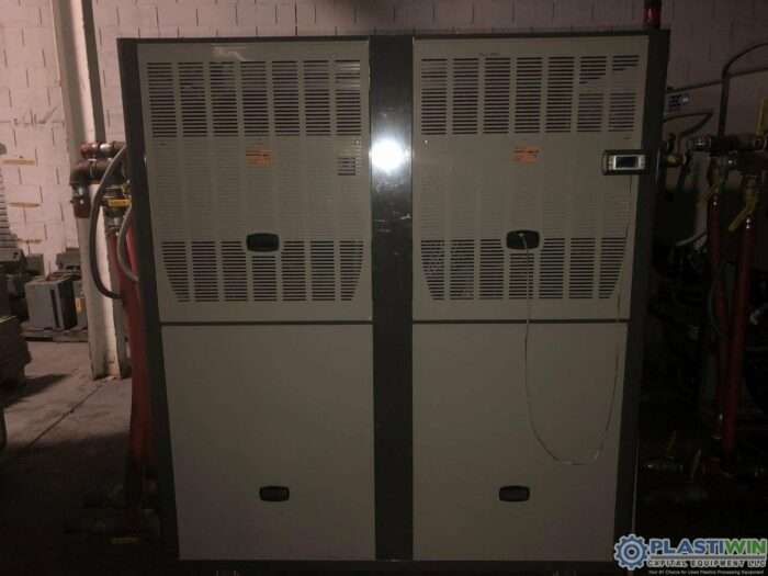 Used 20 Ton AEC GPWC70 Water Cooled Chiller 1 Used 20 Ton AEC GPWC70 Water Cooled Chiller