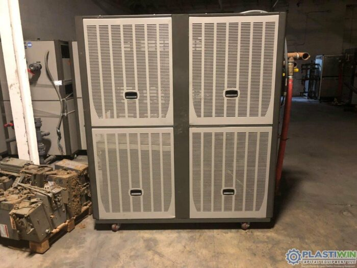 Used 20 Ton AEC GPWC70 Water Cooled Chiller 2 Used 20 Ton AEC GPWC70 Water Cooled Chiller