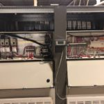 used 20 ton aec water cooled chiller for sale