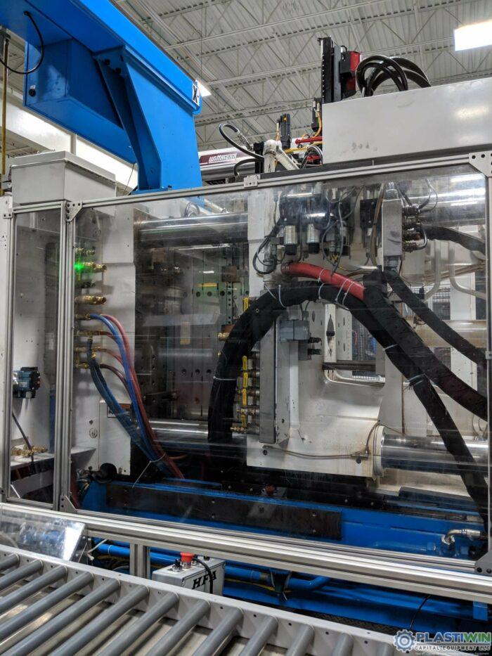 Used 450 Ton Engel TG 2050H/330L/450 Injection Molding Machine