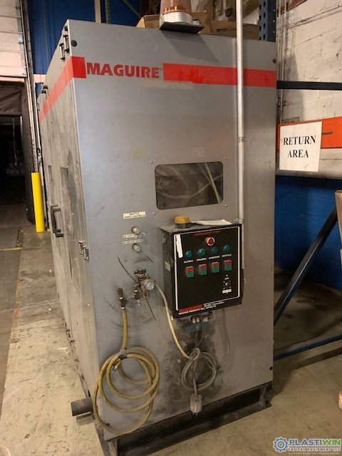 Used Maguire PRS-20 Purge Grinder