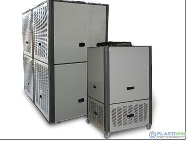 Used 20 Ton AEC GPWC70 Air Cooled Chiller