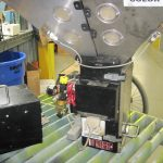 Used Maguire 4 Component Gravimetric Blender