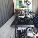 Used 55 Ton Arburg 320S 500-60 Silicone Injection Molding Machine