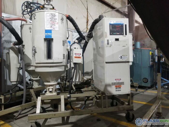 120 CFM Matsui DMZ-120 Dryer