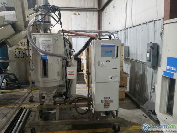 120CFM Matsui Model DMZ120 Dryer
